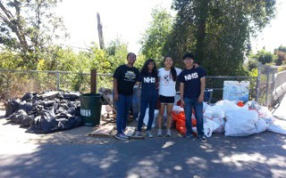 Great Sierra River Clean Up a Huge Success