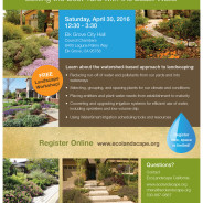 Preregister for the WaterSmart Landscape Workshop!